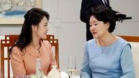 Trang phục mang ẩn ý của đệ nhất phu nhân Triều Tiên