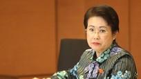 Cách chức hết chức vụ, đề nghị bãi nhiệm ĐBQH đối với bà Phan Thị Mỹ Thanh