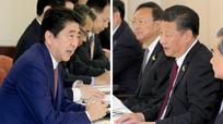 Cuộc điện đàm hiếm hoi của lãnh đạo Nhật-Trung về vấn đề hạt nhân Triều Tiên