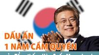 Dấu ấn 1 năm cầm quyền của Tổng thống Hàn Quốc
