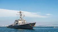 Mỹ điều tàu khu trục có tên lửa dẫn đường tối tân nhất tới Đông Á