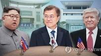 Tổng thống Hàn Quốc có thể dự thượng đỉnh 3 bên cùng lãnh đạo Mỹ-Triều