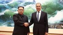 Kim Jong-un tiếp Ngoại trưởng Nga Sergey Lavrov tại Bình Nhưỡng