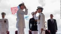 """Đô đốc Mỹ: Trung Quốc ôm """"mộng bá quyền"""", Nga là """"kẻ phá hoại"""""""