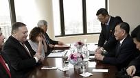 Quan chức cấp cao Triều Tiên ghé Bắc Kinh trên đường từ Mỹ về