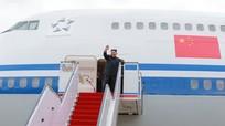 Truyền thông Triều Tiên tiết lộ Kim Jong-un thuê máy bay Trung Quốc