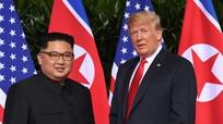 """Triều Tiên """"rất tỉnh"""" về việc xuất hiện ngang hàng với Mỹ"""