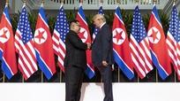Trump đăng Twitter cảm ơn Kim Jong-un sau hội nghị thượng đỉnh
