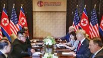 Tiết lộ bất ngờ về người phụ nữ duy nhất trên bàn họp Mỹ-Triều