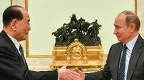 Putin mời Kim Jong-un thăm Nga vào tháng 9