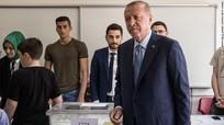 Ông Recep Tayyip Erdogan tái đắc cử Tổng thống Thổ Nhĩ Kỳ