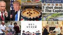 Thế giới 24/7: Nhiều câu hỏi hóc búa tại thượng đỉnh Trump-Putin, EU đạt đột phá về di cư