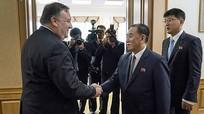 """Ngoại trưởng Mỹ khẳng định """"đạt tiến triển"""" sau chuyến thăm Triều Tiên"""