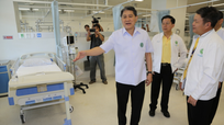 Sức khỏe cầu thủ nhí Thái Lan sau giải cứu trở thành tâm điểm