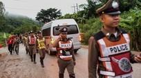 Cậu bé thứ 8 của đội bóng Thái Lan vừa được giải cứu