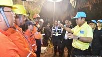 Bắt đầu chiến dịch thứ 3 giải cứu đội bóng Thái Lan, nỗ lực cứu 5 thành viên còn lại