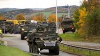 Moskva cáo buộc NATO bố trí quân ngay sát biên giới với Nga