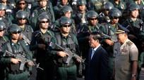 Campuchia sẽ huy động 80.000 nhân viên an ninh bảo vệ ngày bầu cử