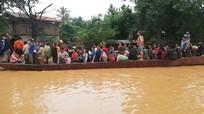 15 hộ người Việt ở Lào an toàn sau vỡ đập thủy điện