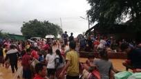Sẵn sàng hỗ trợ nhân dân Lào anh em khắc phục hậu quả vỡ đập thủy điện