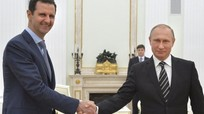 Assad: Sự hiện diện quân sự của Nga tại Syria là dài hạn và cần thiết