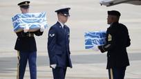 Mỹ công bố kết quả giám định pháp y số hài cốt nhận từ Triều Tiên