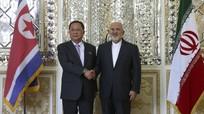 Thăm Iran, Ngoại trưởng Triều Tiên phát thông điệp tới Mỹ?