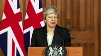 EU chấp thuận cho Anh hoãn Brexit đến ngày 22/5