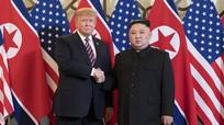 """Trump rút lệnh trừng phạt mới với Triều Tiên vì """"quý mến Kim Jong-un"""""""