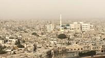 Israel dội tên lửa vào Syria trong đêm