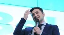 Bầu cử Tổng thống ở Ukraine, thăm dò chớp nhoáng, Zelensky chiến thắng vòng II