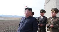 Triều Tiên thử vũ khí chiến thuật mới, đích thân Kim Jong-un thị sát