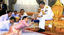 Quốc vương Thái Lan sắc phong Hoàng hậu ngay trước lễ đăng quang