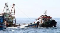 Bộ Ngoại giao lên tiếng về việc Indonesia đánh chìm tàu cá Việt Nam