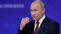 Putin tuyên bố Nga sẽ khôi phục quan hệ với Ukraine
