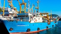 Triều Tiên giữ tàu cá của Nga