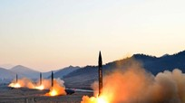 Cập nhật thông tin vụ phóng tên lửa mới nhất của Triều Tiên