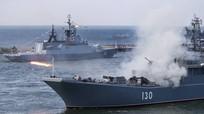 Hải quân Nga tập trận quy mô lớn ở Biển Baltic