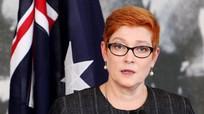 Australia lên án các hành động 'cưỡng bức' của Trung Quốc ở Biển Đông