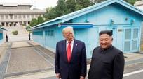 Tổng thống Mỹ Trump bất ngờ khen nức nở Chủ tịch Triều Tiên Kim Jong-un