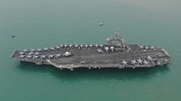 Bộ trưởng Quốc phòng Nga: 'Chúng tôi cần thứ có thể chống lại nhóm tác chiến tàu sân bay'