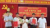 Công bố 2 tân ủy viên Ban Thường vụ Huyện ủy Diễn Châu