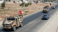 Chiến dịch 'Mùa xuân Hòa bình' của Thổ Nhĩ Kỳ bắt đầu oanh tạc Syria