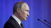 Putin tiết lộ kế hoạch trang bị khí tài tối tân cho quân đội Nga