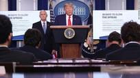 Chính quyền Trump dự báo hơn 100.000 người Mỹ có thể tử vong vì Covid-19