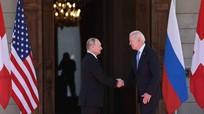 'Điểm uốn' trong quan hệ Nga - Mỹ