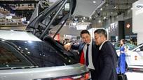 Hơn 2,2 tỉ USD nhập khẩu ô tô năm 2017