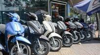 Sức mua giảm, giá xe máy 'hạ nhiệt' sau Tết