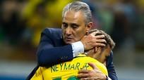 Huấn luyện viên Brazil có thể kiếm nhiều tiền hơn Neymar tại World Cup
