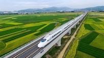 Đường sắt cao tốc Bắc - Nam sẽ đi qua 5 huyện, thị của Nghệ An